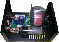 Vacuum rectifier power supply