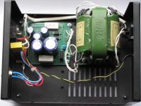 Crystal rectifier power supply