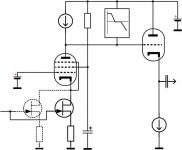 A simplified schematic