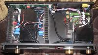 A pre-amplifier without RC